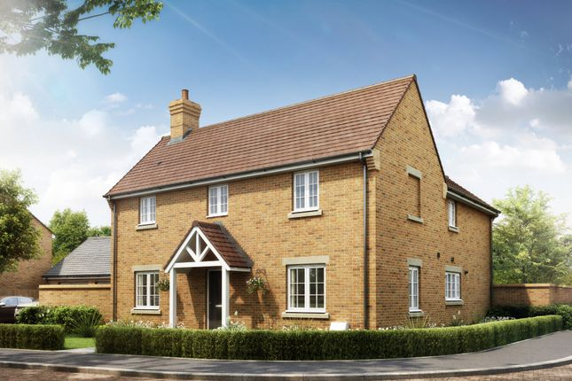 Thumbnail Detached house for sale in Longcot Road, Shrivenham, Swindon