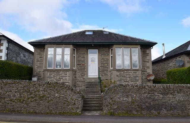 3 bed bungalow for sale in 89 Argyll Road, Kirn, Dunoon