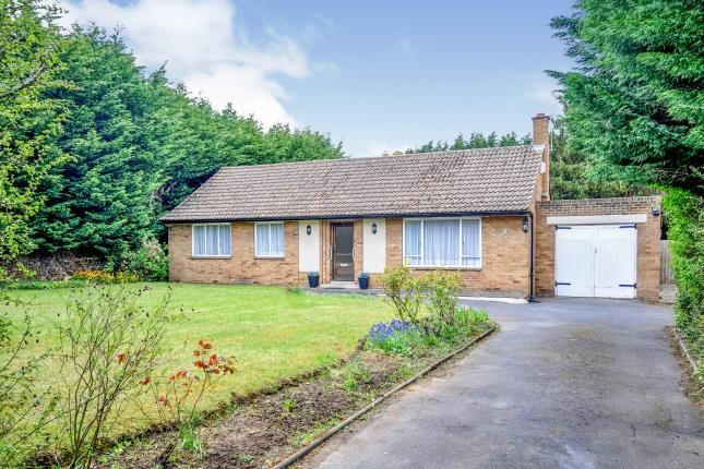 Thumbnail Bungalow for sale in Millway, Duston, Northampton, Northamptonshire