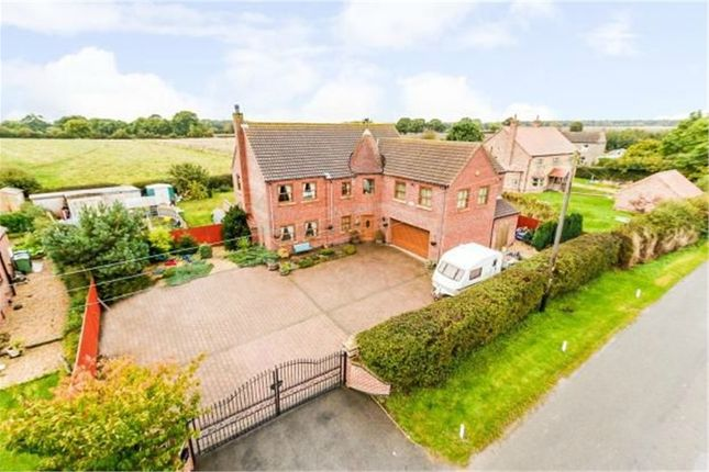 Thumbnail Detached house for sale in Legsby, Legsby, Market Rasen, Lincolnshire