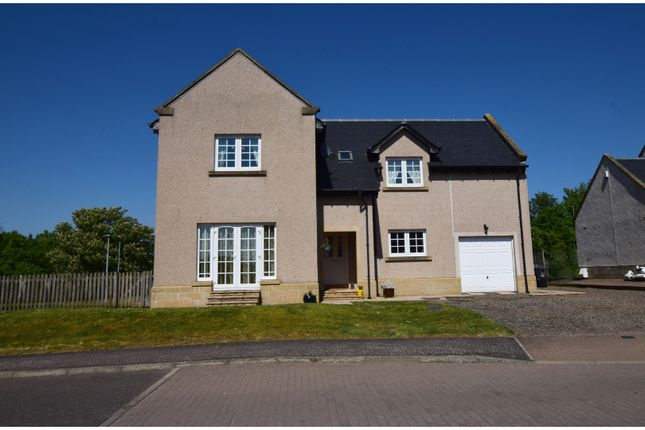 Thumbnail Detached house for sale in Alder Avenue, Jedburgh