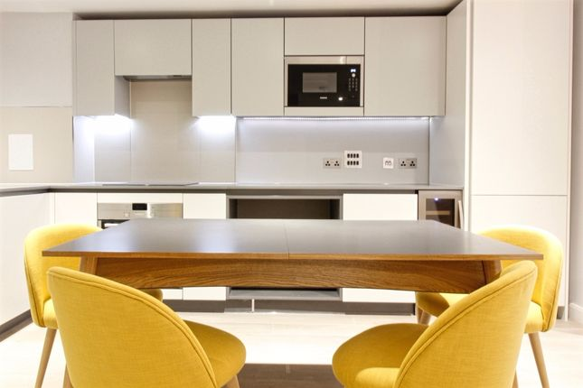 Thumbnail Flat for sale in 36 Wharf Road, London