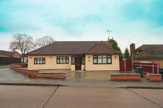 Thumbnail Bungalow for sale in Newhaven Road, Leicester