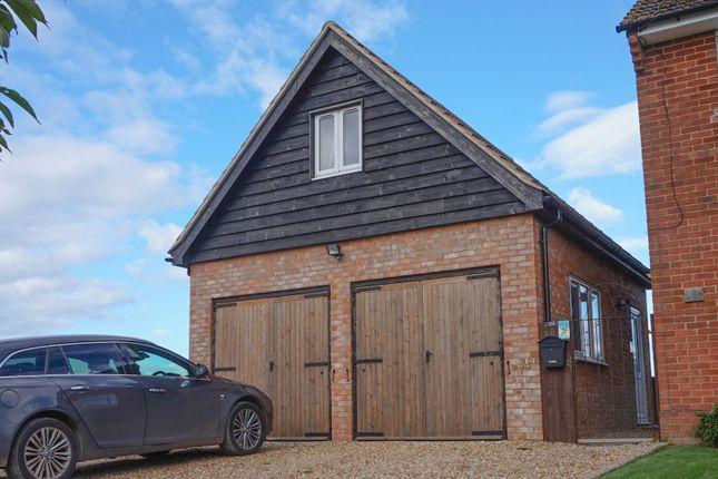 Garage of Lawn House Lane, Edgcott HP18