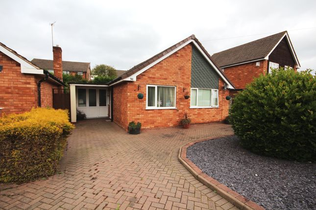 Thumbnail Detached bungalow for sale in Slade Avenue, Burntwood