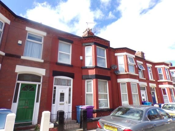 Thumbnail Terraced house for sale in Woodcroft Road, Wavertree, Liverpool, Merseyside