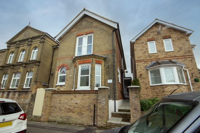 Thumbnail Semi-detached house for sale in Osborne Road, East Cowes