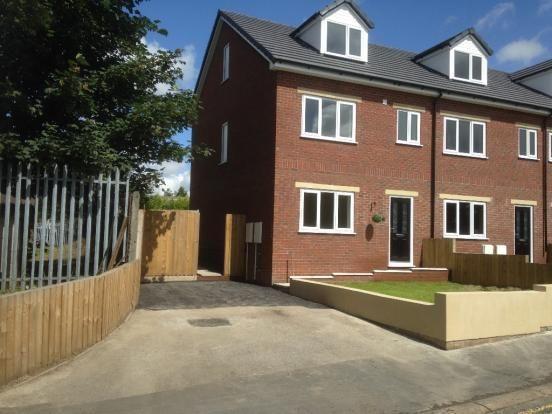 Thumbnail Town house to rent in Stoney Lane, Rainhill