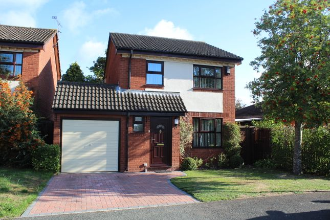Thumbnail Detached house to rent in The Beeches, Nantwich, Cheshire