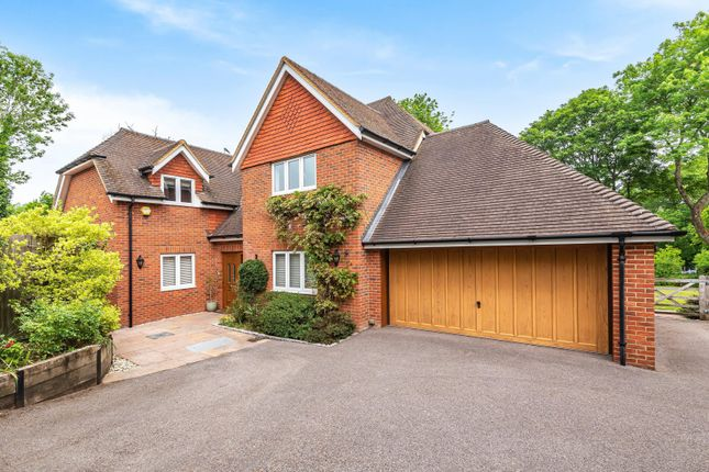 Thumbnail Detached house for sale in Boundstone Road, Rowledge, Farnham
