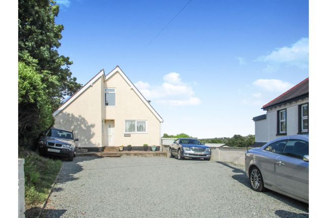 Thumbnail Detached bungalow for sale in Llewelyn Street, Amlwch