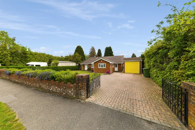 Thumbnail Detached bungalow for sale in Leith Road, Beare Green, Dorking