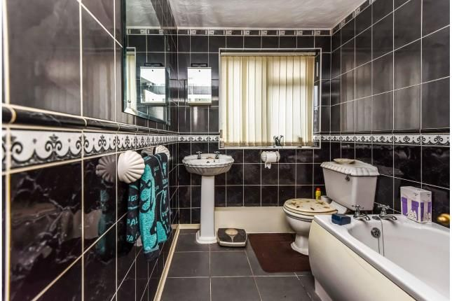Bathroom of Maple House, Springhill Close, Walsall, West Midlands WS4