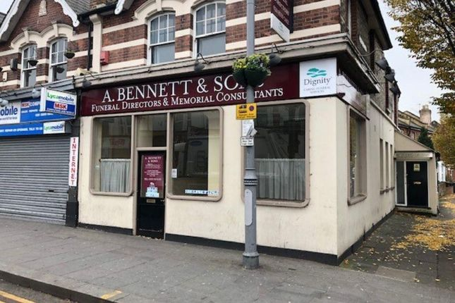 Thumbnail Retail premises to let in 460 Hoe Street, Walthamstow, London