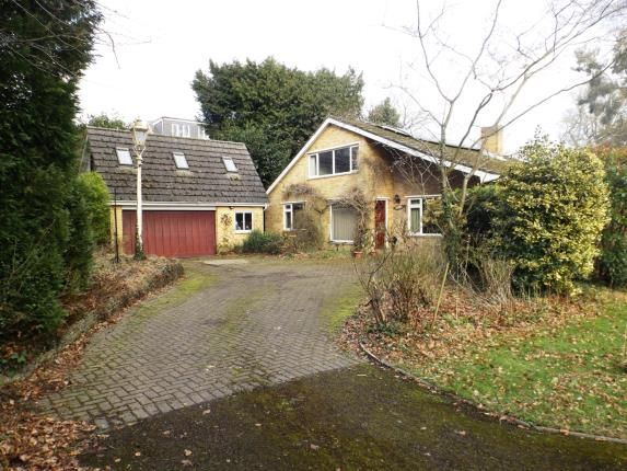 Thumbnail Detached house for sale in Rownhams, Southampton, Hampshire