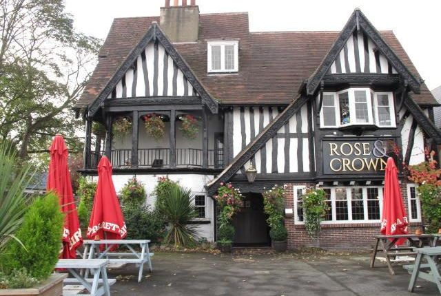 Thumbnail Pub/bar for sale in Rose + Crown, North Bar Without, Beverley