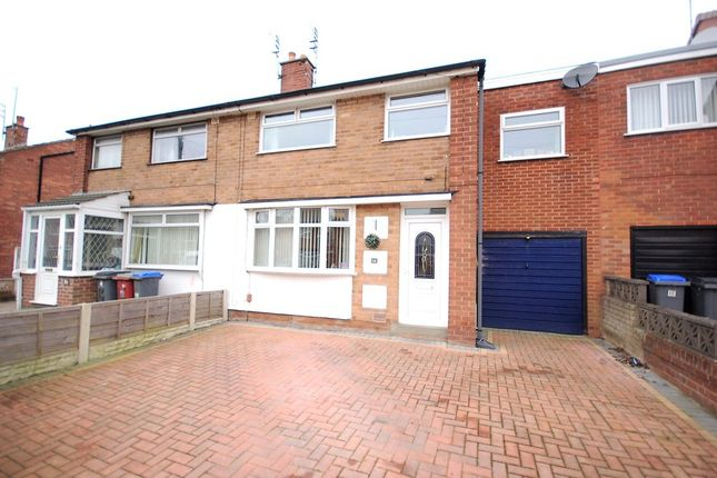 Thumbnail Terraced house for sale in Meanwood Avenue, Blackpool
