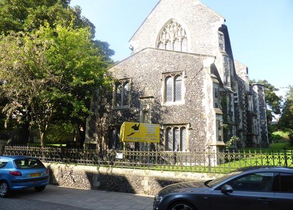 Office to let in St Peter Parmentergate Vestry, 76 King Street, Norwich