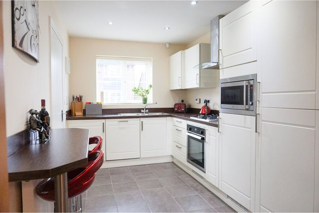 Thumbnail Semi-detached house for sale in Redmires Close, Walsall
