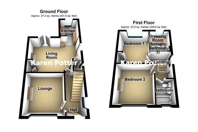 3d Floor Plans of Cobden Road, Southport PR9
