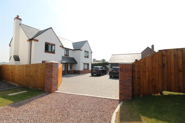 4 bed detached house to rent in Bromsash, Ross-On-Wye HR9