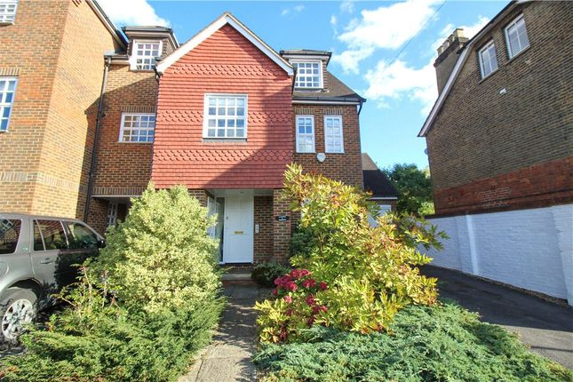 Thumbnail End Terrace House For Sale In The Fairfield Farnham Surrey