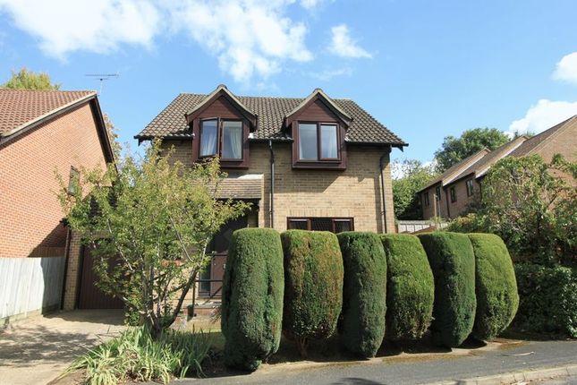 Thumbnail Detached house for sale in Eden Road, West End, Southampton