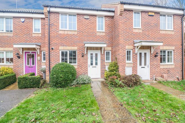 Thumbnail Terraced house for sale in Lacemakers Court, Rushden