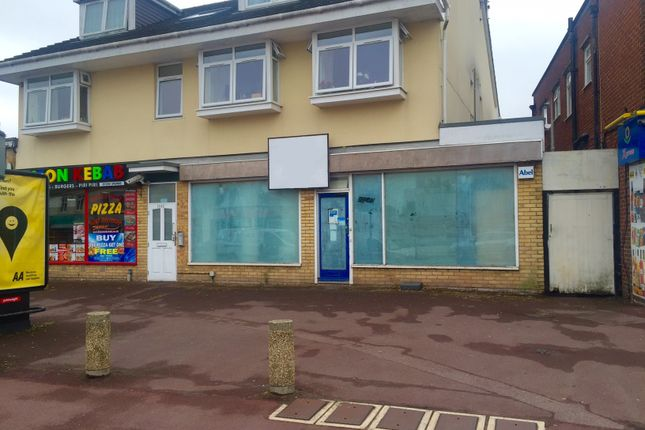 Thumbnail Retail premises to let in 1442 c/d Wimborne Road, Kinson, Bournemouth