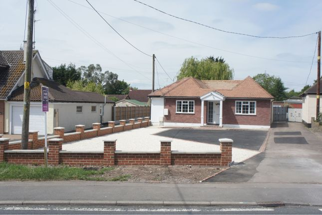 Thumbnail Detached bungalow for sale in Southend Road, Chelmsford