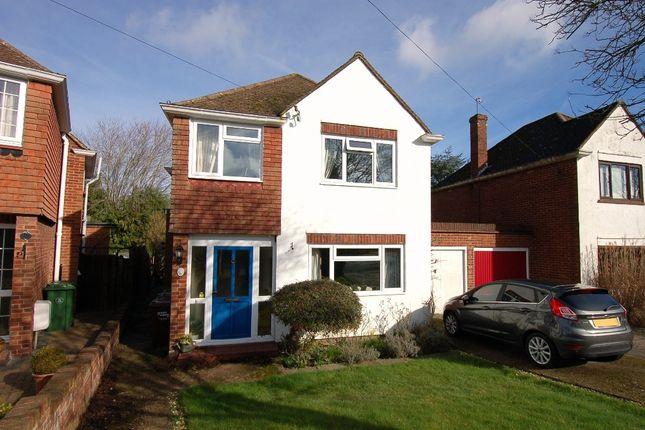 Thumbnail Detached house for sale in Cedar Close, Bagshot