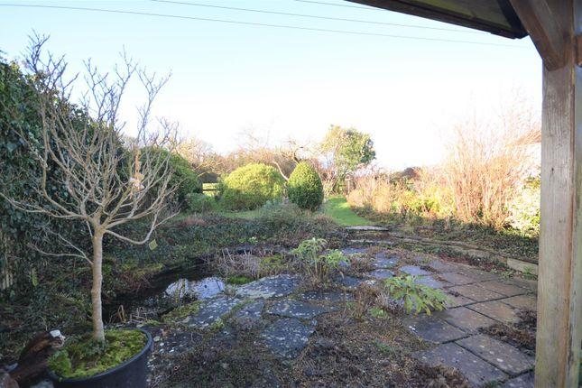 Patio of Wood Lane, Stalbridge, Sturminster Newton DT10