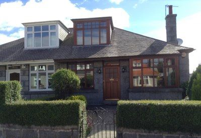 Thumbnail Semi-detached house to rent in Craigie Park, Aberdeen