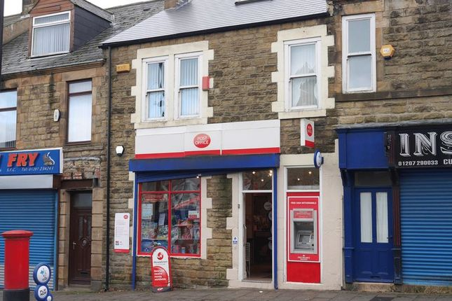 Thumbnail Retail premises for sale in Post Office, 21 West Road, Annfield Plain