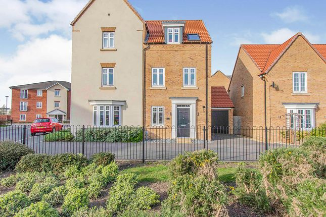 Thumbnail Semi-detached house for sale in Ullswater Gardens, Lakeside, Doncaster