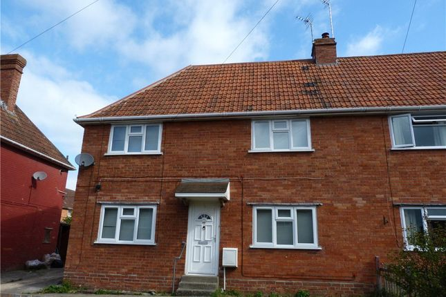 Thumbnail Semi-detached house to rent in Westfield Crescent, Yeovil, Somerset