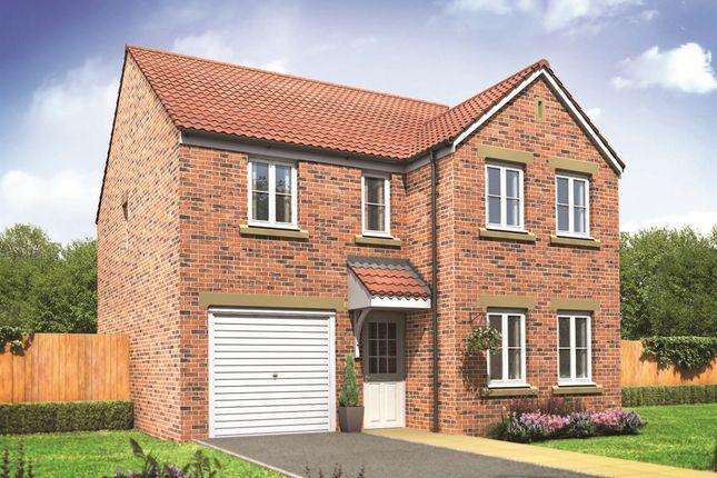 "Thumbnail Detached house for sale in ""The Kendal"" at Mount Pleasant, Framlingham, Woodbridge"