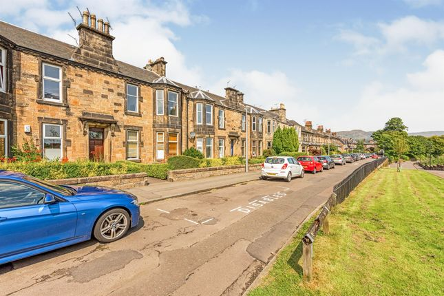Thumbnail Flat for sale in Forth Crescent, Stirling