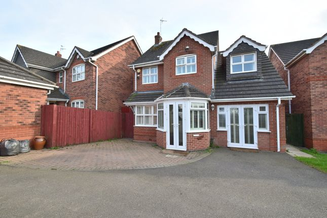 Thumbnail Detached house for sale in Herongate Road, Humberstone, Leicester