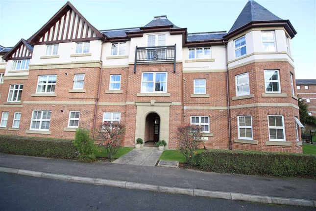 Thumbnail Flat for sale in Trinity Mews, Darlington, County Durham