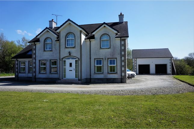 Thumbnail Detached house for sale in Cullyrammer Road, Coleraine
