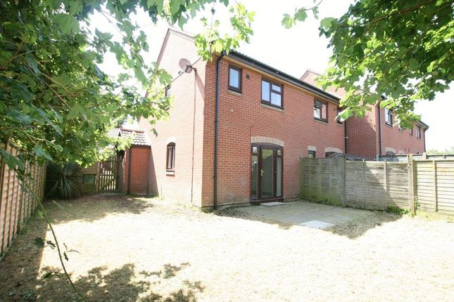 Thumbnail Terraced house for sale in Highfield Close, Great Ryburgh, Fakenham