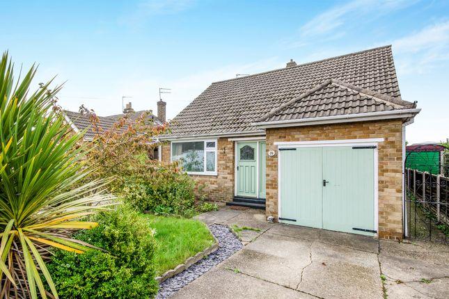 Thumbnail Detached bungalow for sale in The Boulevard, Edenthorpe, Doncaster