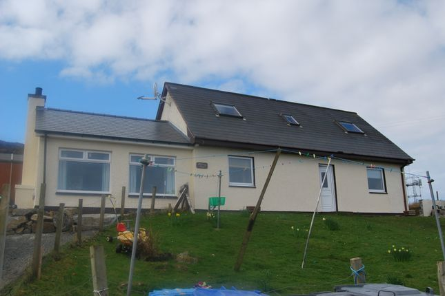 3 bed town house for sale in Helesay View, Bolnabodach, Isle Of Barra