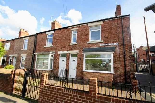 2 bed terraced house to rent in Hawthorn Terrace, Chester Le Street DH3