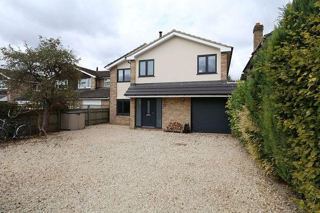 Thumbnail Detached house to rent in The Croft, Haddenham, Aylesbury, London