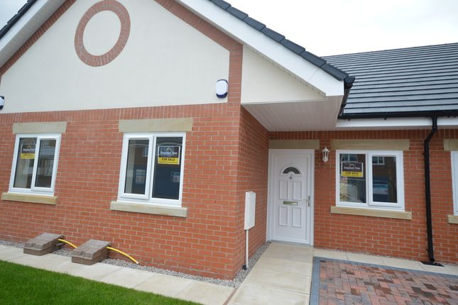 Thumbnail Semi-detached bungalow for sale in Dover Road, Blackpool