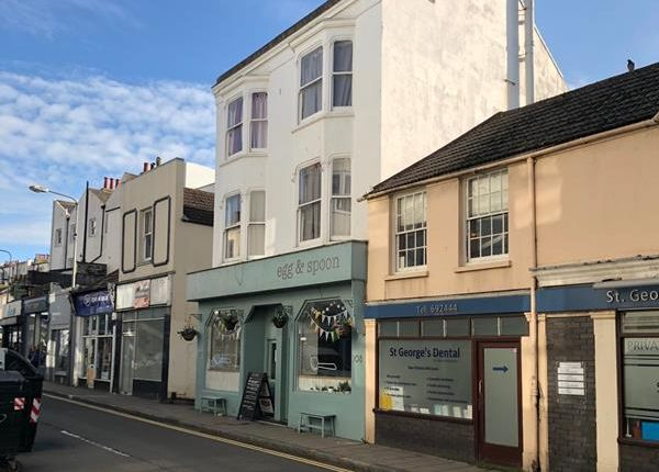 Thumbnail Commercial property for sale in 107-108 St. Georges Road, Brighton, East Sussex