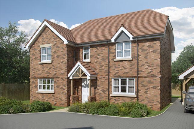 Thumbnail Detached house for sale in Church Road, Warsash, Southampton
