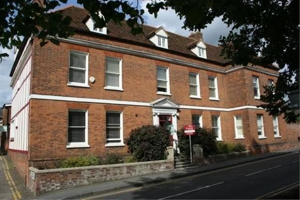 Thumbnail Flat to rent in Colchester Road, Halstead